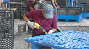 Soluplastic Reparación y Modificación de contenedores plásticos